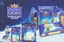 India Crown Basmati Rice Classic